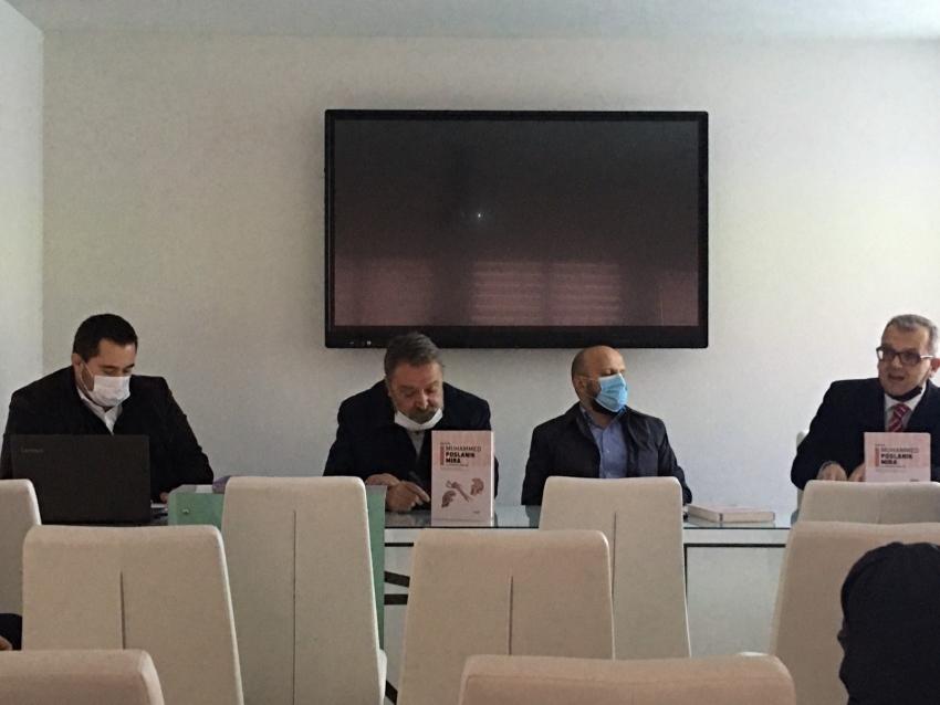 Medžlis IZ Prijedor: Centralna mevludska svečanost i promocija knjige o Muhammedu, a.s.
