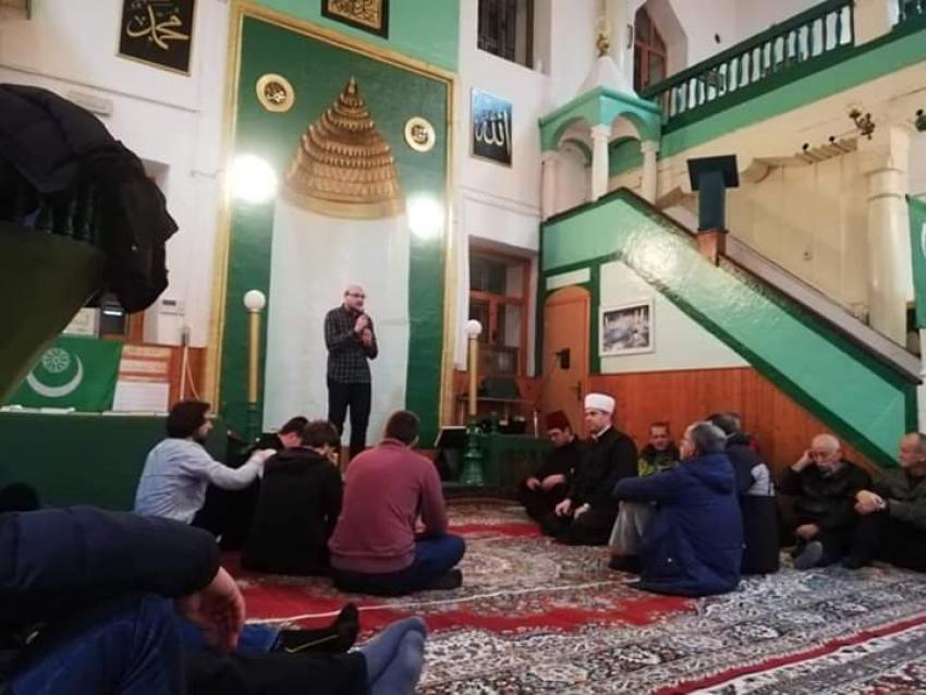 Hafiz Nedim Botić održao tribine u nekoliko džemata Medžlisa IZ Cazin