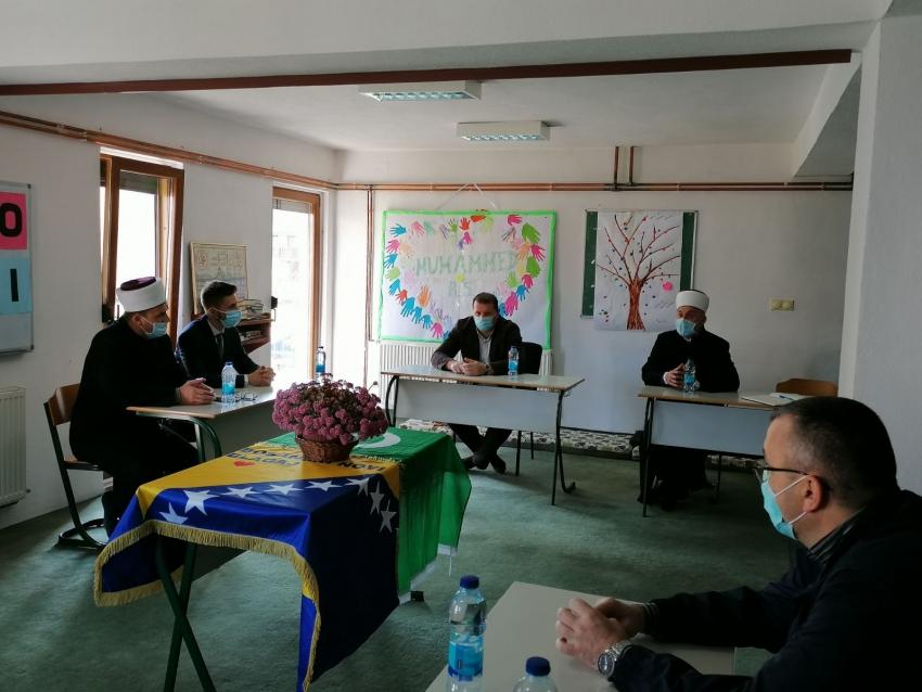Održana prva i konstituirajuća sjednica Izvršnog odbora Medžlisa IZ Bosanski Novi
