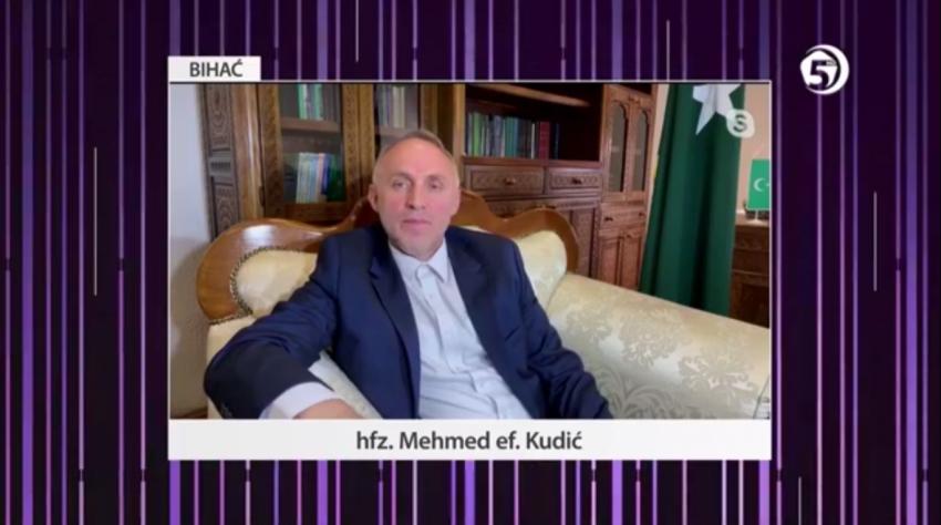 Gostovanje muftije Kudića u ramazanskom programu Televizije 5