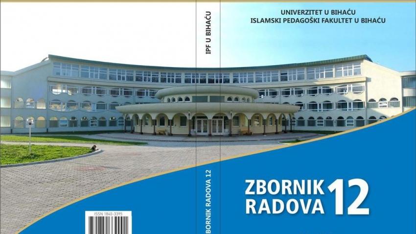 Objavljen novi Zbornik radova IPF-a u Bihaću