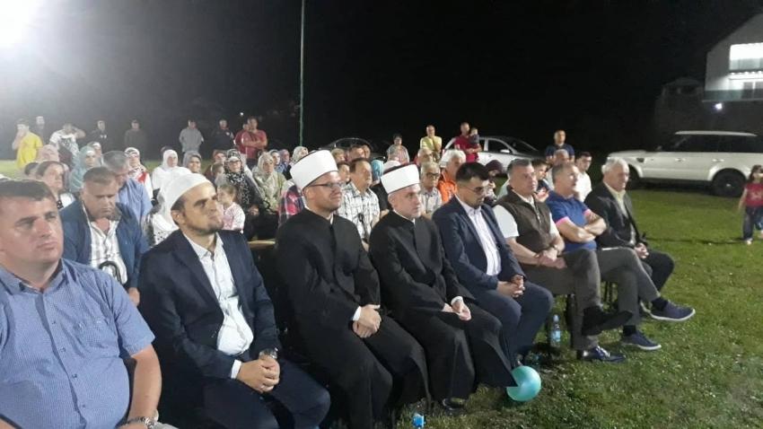 Večer Kur'ana u džematu Suhača najavila Kurban bajram