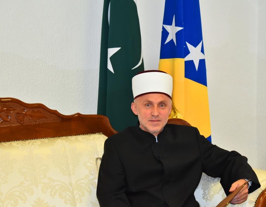 Kurban-bajramska čestitka muftije Kudića