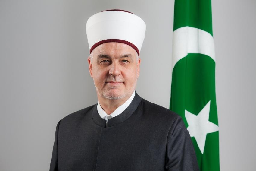 Bajramska hutba reisu-l-uleme Husein-ef. Kavazovića