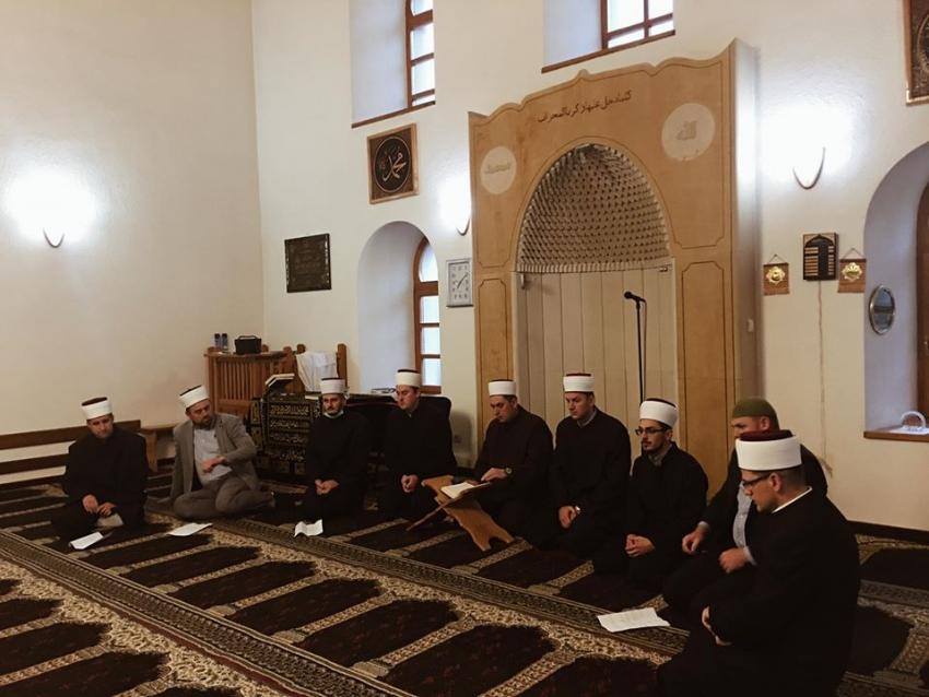 Prisjećanje na ubijene imame Medžlisa IZ Prijedor učenjem Jasina i iftar za imame