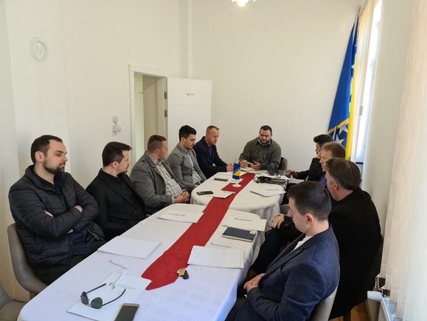 Održan redovna sjednica Koordinacije Muftijstva bihaćkog za saradnju sa nevladinim sektorom