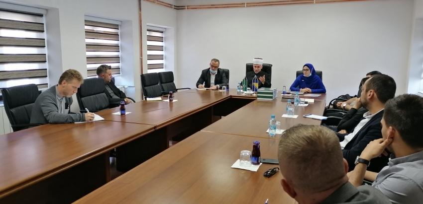 Seminar sa koordinatorima za saradnju sa nevladinim organizacijama Bihaćkog muftijstva